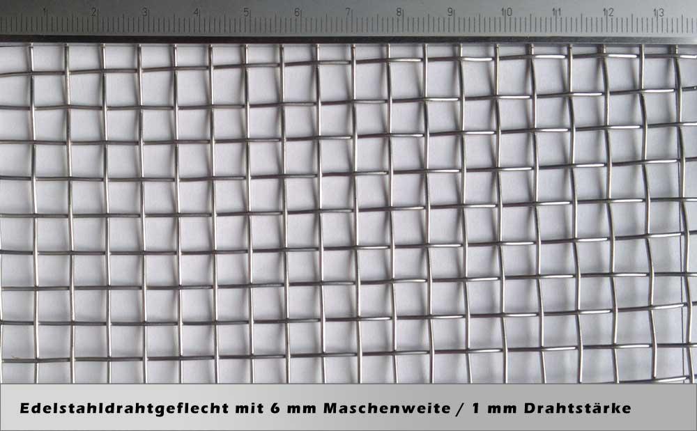 Ungewöhnlich 6 X 6 Drahtgeflecht Bilder - Die Besten Elektrischen ...